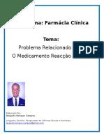 Augusto Kengue Campos (2016) - Trabalho de Farmacovigilancia