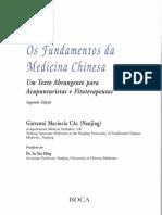 Fundamentos da Medicina Tradicional Chinesa