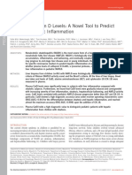 Niveles de Catepsina D en Plasma- Una Nueva Herramienta Para Predecir Pediátrica La Inflamación Hepática