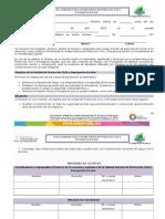 Acta de Constitución de La Unidad Interna Proteccion Civil 2016-2017