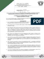 Resol 036 de 2016 Deroga Resol 213-2008 Uso Racional Antibiótic.pdf