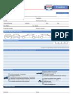 Checklist BCS 2015