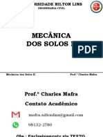 Aulas MecSolos II
