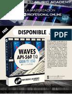 KM-Music API 560 Guia de Uso Español
