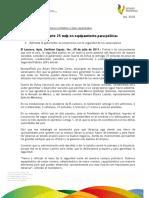 05 07 2011 - El gobernador Javier Duarte de Ochoa entrega Patrullas y Uniformes a Personal de la Secretaría de Seguridad Pública.