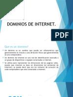 DOMINIOS DE INTERNET.pptx
