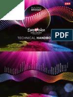 EUROVISION 2015 Technical Handbook ESC 2015