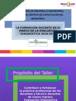 PresentacionTaller  Diagnóstica 16 17.pptx