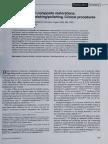DIRect posterior resin composite restorations- Considerations on finisiiingpoiishing. Ciinicai procedures