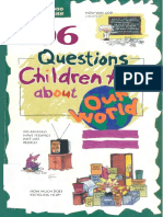 Questions Children Ask About Our World