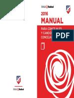 Manual Para Candidatos y Concejales. Aconcagua Radical.