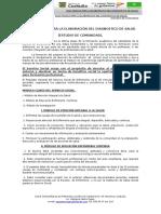 Guía Técnica Para La Elaboración Del Diagnostico de Salud14-15