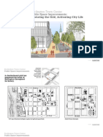 Burlington Town Center - proposed improvements