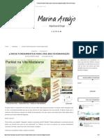 5 Dicas Fundamentais Para Uma Boa Diagramação _ Marina Araújo