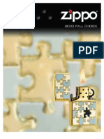 2003 Fall Choice Zippo Lighter Catalog