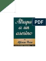 Paso Alfonso - Atrapar a Un Asesino