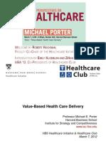 Value Based Healthcare- Porter.pdf