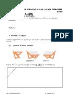 Cuadernillo Ejercicios 1º ES0 (TEMA 1 Y 2)