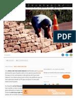 Así Es El Desastre Laboral de España en 7 Gráficas