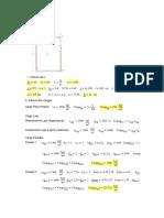 Mathcad - Trabalho Concreto Armado II