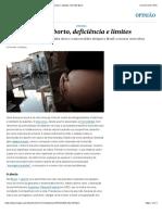 Brum - Zika Vírus e Microcefalia_ Sobre Aborto, Deficiência e Limites El Pais