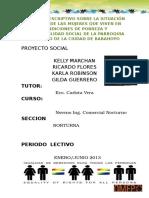 proyecto social