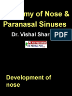 1 Anatomy of Nose Pns