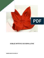 Dobléz Artístico de Servilletas