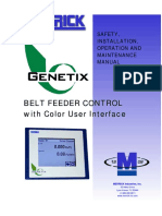 Belt Manual_CUI R0