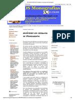 SOS MONOGRAFIAS_ Hipóteses Em Pesquisa de Monografia