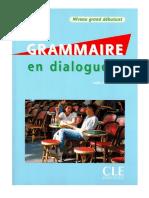 Grammaire en Dialogues (Grand Débutant)