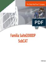 Subcat Saitel 2000 Basico