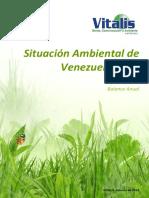 Situación Ambiental de Venezuela_Vitalis 2016
