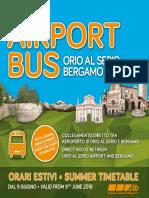 Orari Airport Bus
