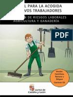Manual Para Trabajadores Agricolas