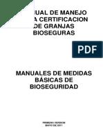 Manual Granja s Bio Segur As