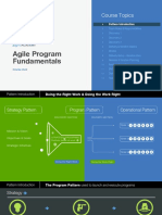 Agile Program Fundamentals