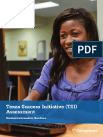 accuplacer-tsi-assessment-student-brochure