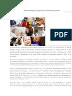 Percepción Del Rol Del Fonoaudiólogo Por Parte de La Población General de Chile