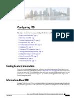 b Cisco Nexus 7000 Series Intelligent Traffic Director Configuration Guide Release 6x Configuring Itd
