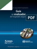 guia Evaluador Hospitales Seguros