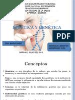 Bioetica y Genetica