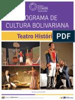 LIBRO DE TEATRO HISTÓRICO MODIFICADO