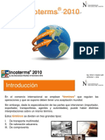 5.0 Incoterms 2010