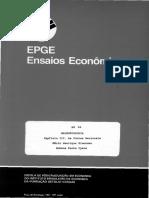 Macroeconomia as Contas Nacionais