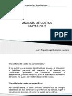 analisis de precios unitarios 02