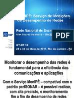 Serviço MonIPE - RNP GT-ER 29 - 29-05-2015
