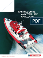 NZ Coastguard Style Guide