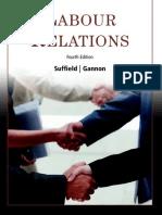 Labour Relations Suffield et al