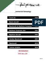 serializationList Beechcraft.pdf